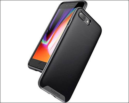 Anker KARAPAX Breeze iPhone 8 Plus Case with Wireless Charging Support