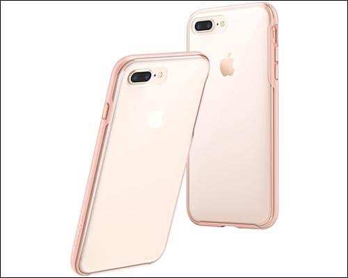 Anker KARAPAX Ice iPhone 8 Plus Case with Wireless Charging Support