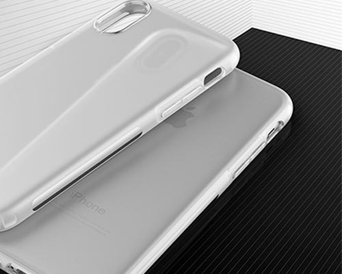Anker KARAPAX Touch iPhone X Wireless Charging Support Case