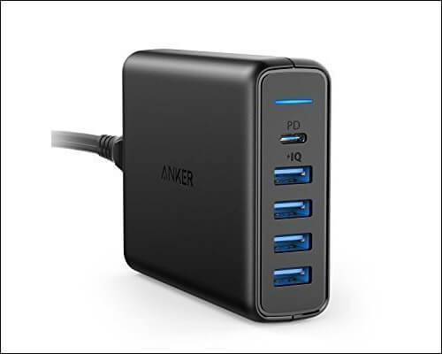 Anker USB C Charger for iPhone Xs Max, XS, and iPhone XR
