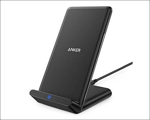 Anker Wireless Charging Stand for iPhone Xs Max, Xs, and iPhone XR