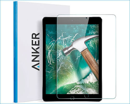 Anker iPad Air Tempered Glass Screen Protector