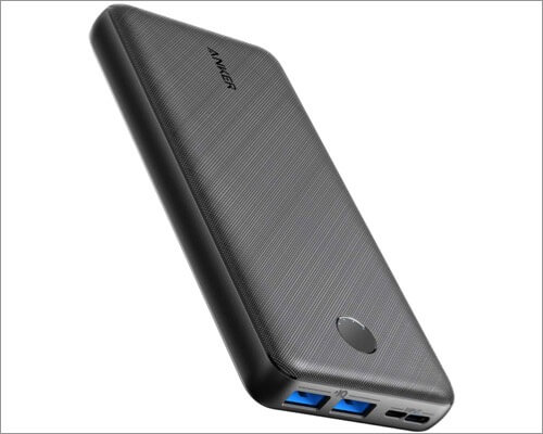 Anker power bank for iPhone
