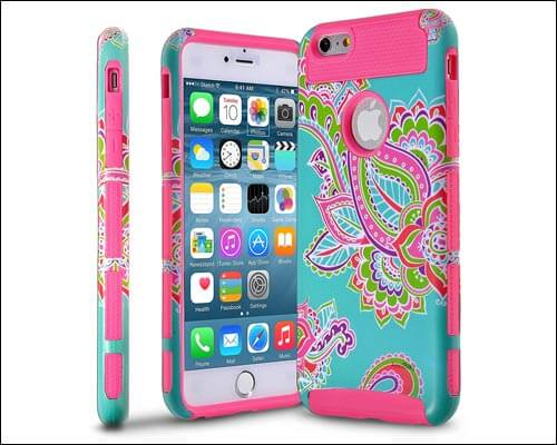 AnnBay Designer Case for iPhone 6-6s Plus