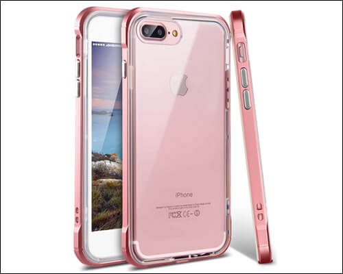 Ansiwee Bumper Case for iPhone 7 Plus