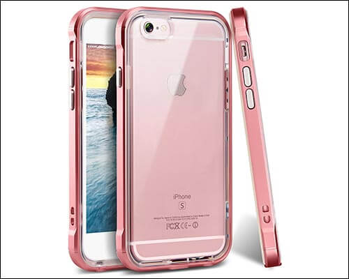 Ansiwee iPhone 6-6s Plus Bumper Case