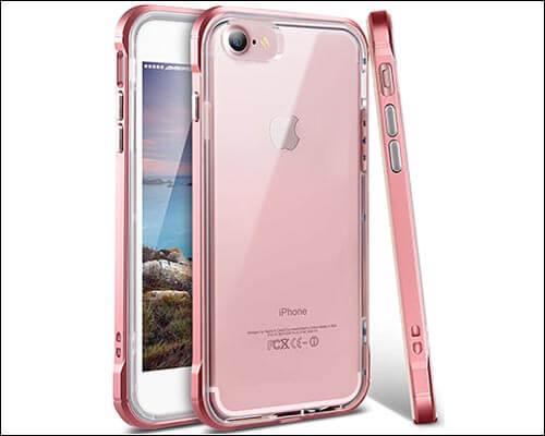 Ansiwee iPhone 8 Bumper Case