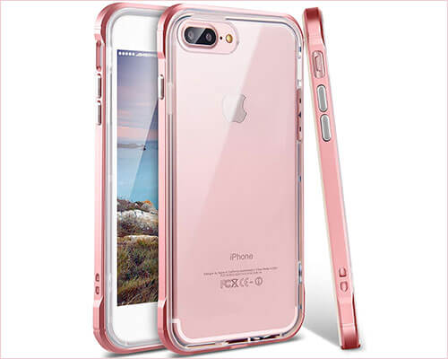 Ansiwee iPhone 8 Plus Case for Women