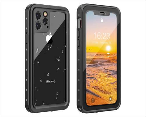 Antshare Waterproof iPhone 11 Pro Case