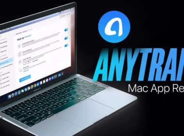 AnyTrans App Fully Back Up and Manage Your iPhone the Right Way