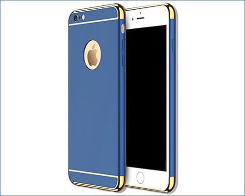 Anyos Slim Case for iPhone 5, 5s, and 5