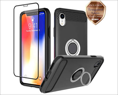 Aoways Ring Case for iPhone XR