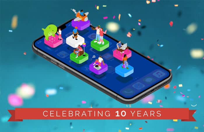 App Store Remarkable 10 Years