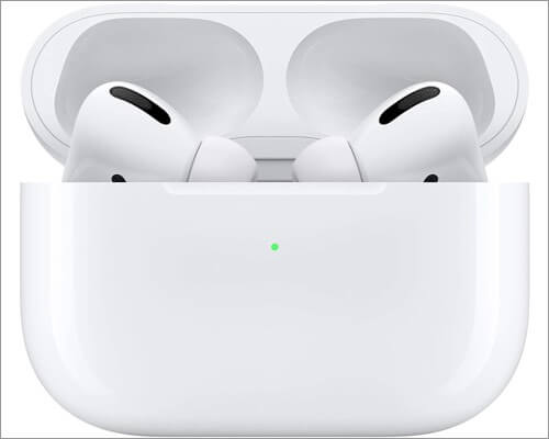 Apple AirPods Pro for traveling