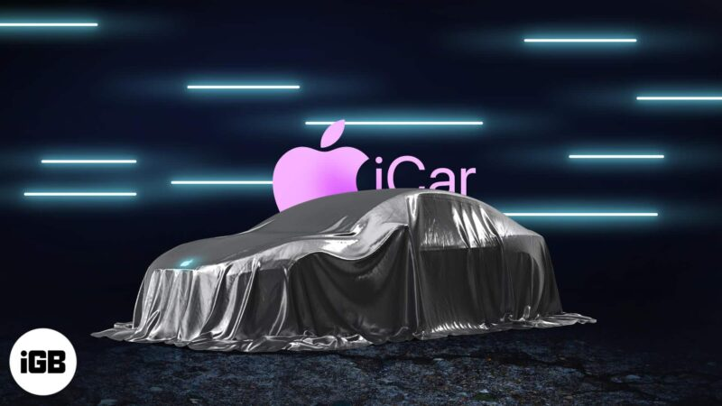 Apple Car - Rumors, opinions, leaked features, and more