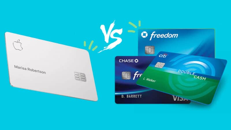 Apple Card Vs. Other Credit Cards