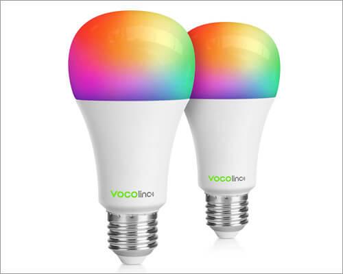 Apple HomeKit Enabled Smart Light Bulbs from VOCOlinc