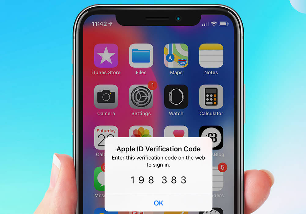 Apple ID Two-step Verification