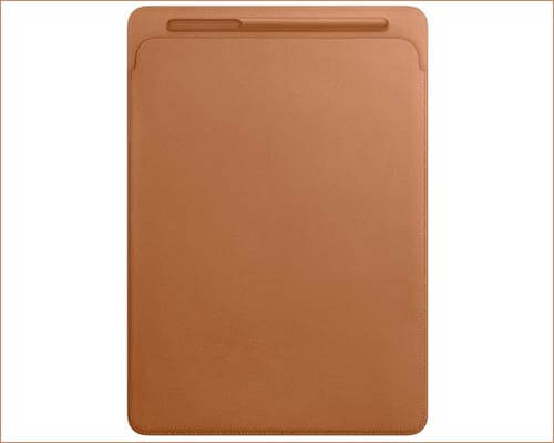 Apple Leather Sleeve for 12.9-inch iPad Pro