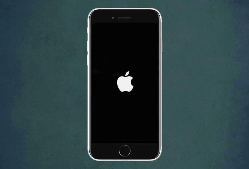 Apple Logo Appear on iPhone 7 Screen
