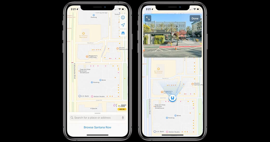Apple Maps Now Has Look Around Feature on iOS 13
