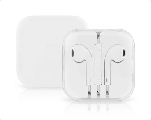 Apple OEM Earbuds for iPhone 6 and 6 Plus