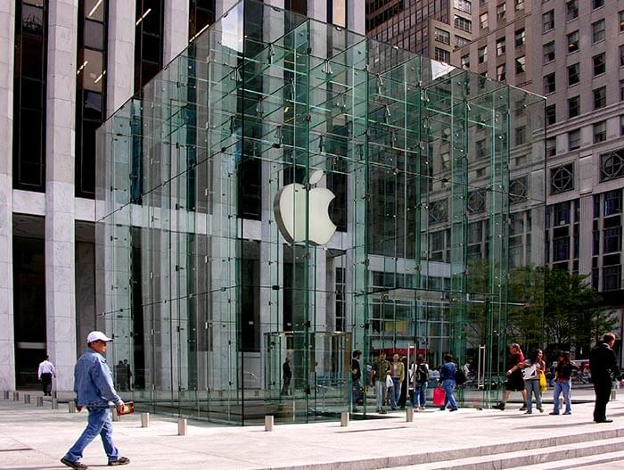 Apple Store at Fifth Avenue NYC
