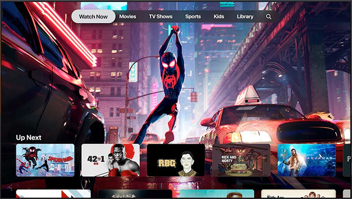 Apple TV App Screenshot