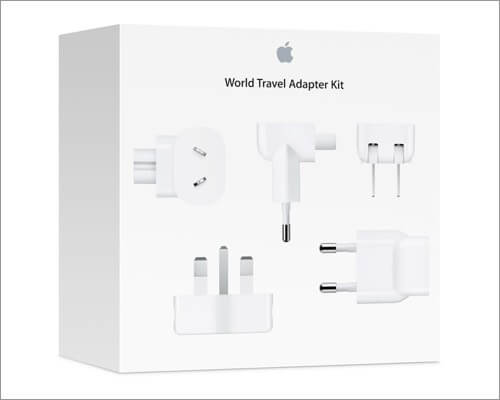 Apple Travel Adapter Kit