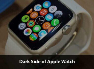 Apple Watch Disadvantages