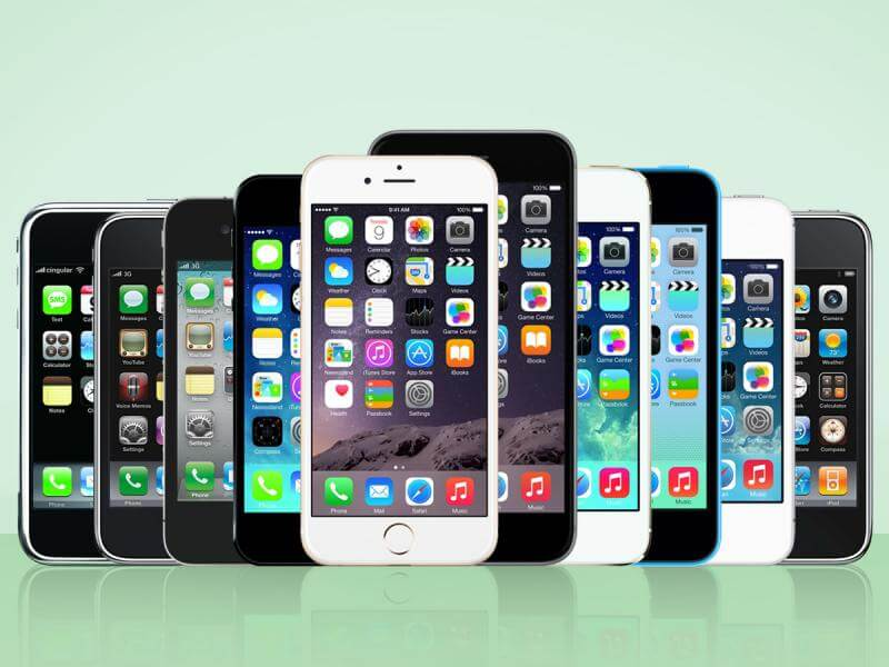 Apple has announced 13 models of iPhones
