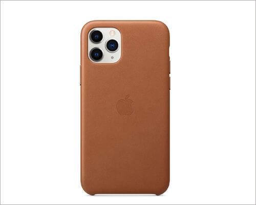 Apple iPhone 11 Pro Leather Executive Case