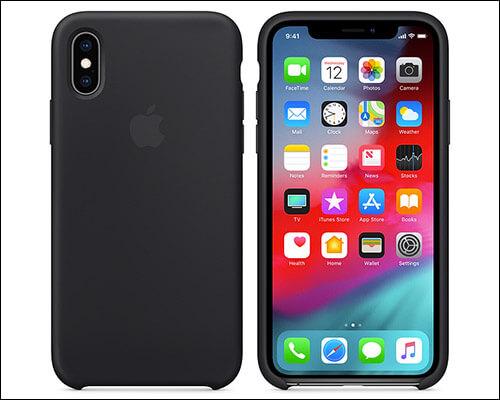 Apple iPhone Xs Slimmest Case