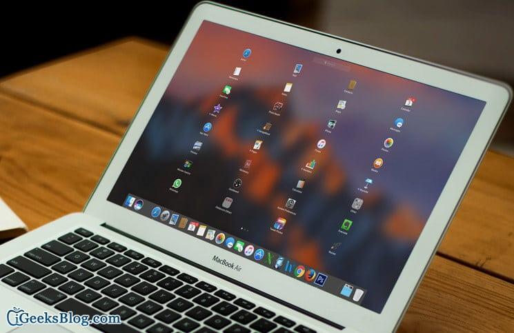 Apps Not Showing in Launchpad in macOS Sierra on Mac