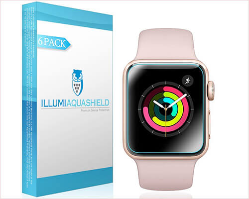 AquaShield Apple Watch Screen Protector