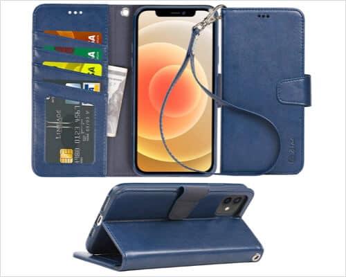 Arae Folio Case for iPhone 12, 12 Pro, 12 Pro Max