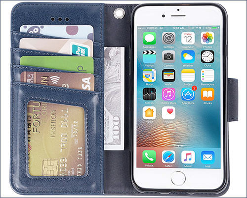 Arae iPhone 6-6s Wallet Case