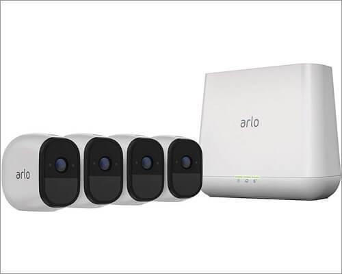 Arlo Pro Smart Outdoor Security Camera