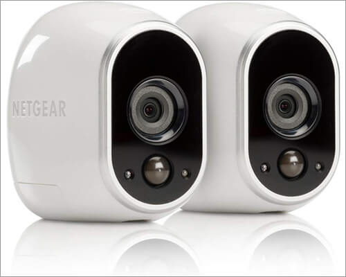 Arlo Technologies Wireless Home Security Camera System