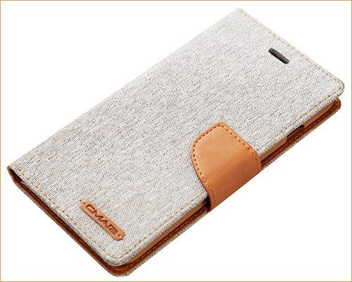 Aroko iPhone 6-6s Flip Case