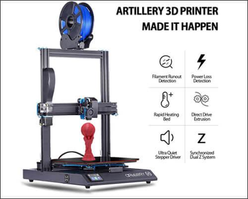 Artillery Beginner 3D Printer