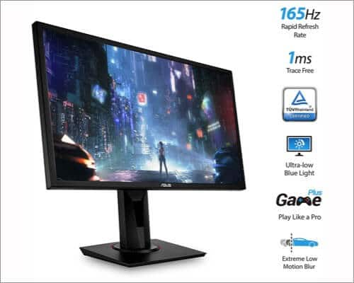 Asus VG248QG 24 InchGaming Monitor