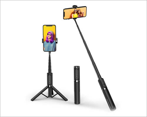 Atumtek iPhone 11 Pro Selfie Stick