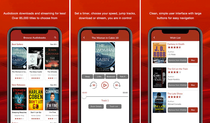 SmartBook iPhone and iPad Screenshot