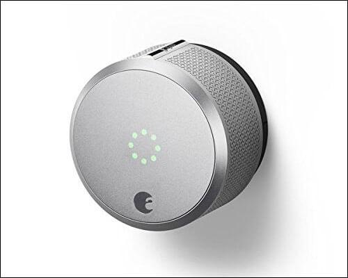 August HomeKit Enabled Smart Lock