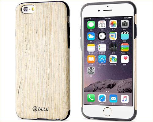 B BELK iPhone 6-6s Wooden Case