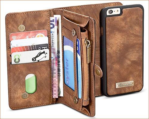 B BELK iPhone 8 Plus Wallet Case