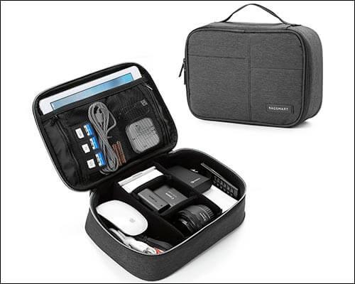 BAGSMART iPhone and iPad Travel Organizer