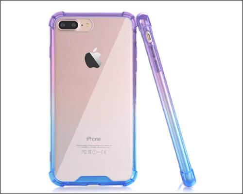 BAISRKE Bumper Case for iPhone 7 Plus