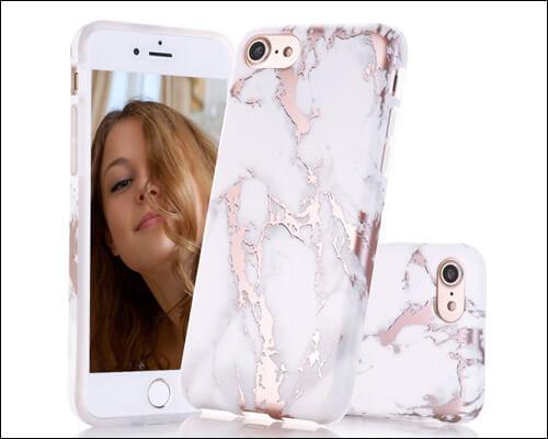 BAISRKE iPhone 8 Case for Women
